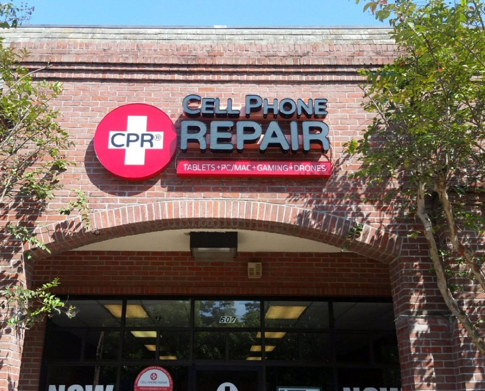 outside of cpr cell phone repair