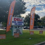 Deli feather flags