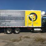 GJFood Truck Wrap