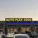 Auto Plex 2000 Exterior Signage