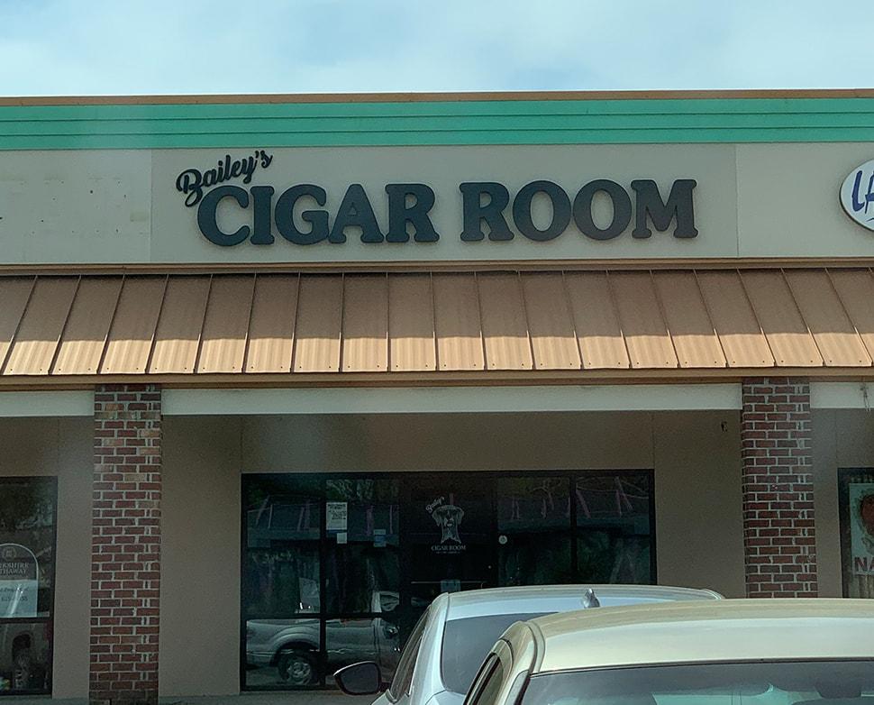 Baileys Cigar Room