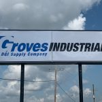 Groves Industrial Signage