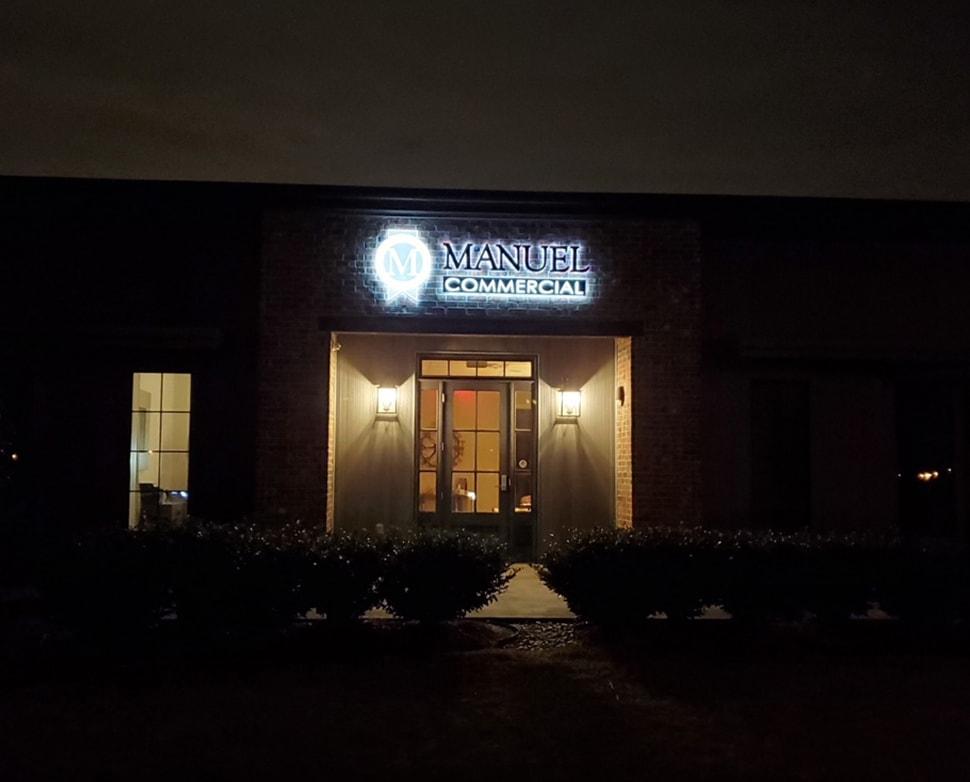 Manuel Commercial Signage